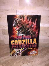 THE TOHO GODZILLA COLLECTION VOLUMES 1 & 2 DVD SET