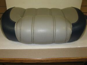 Boat Seat for G3 Boats blue & Grey FREE SHIPPING