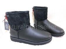 NWT UGG's Classic Toggle Waterproof 1017229 Black Boot Size 12