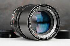 :Konica M-Hexanon 90mm f2.8 Leica M Mount Lens (Read Description)