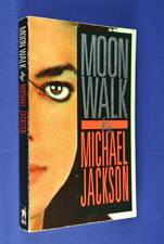 MOON WALK Michael Jackson BOOK Pop Music Bio