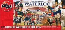 AIRFIX BATTLE OF WATERLOO 1815-2015 GIFT SET  NEW MINT & SEALED 1/76