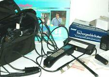 NOVATEL ACTIONPAC  Vintage Mobile Cellular Car Bag Phone  w/ Case & Original Box