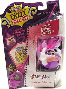 FurReal Dizzy Dancers, MillyMoo Cow, Whirlpower Collection DD-212