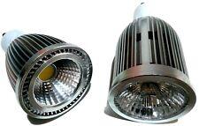Dicroico (halógeno) LED COB, 7-9W. GU10 - 220V, Blanco Cálido 3000K o Frío 6000K