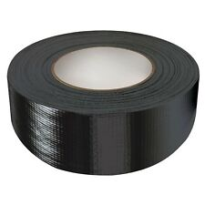 "48mm 2"" x50m Duck Duct Gaffa Gaffer Waterproof Cloth Tape White Silver Black"