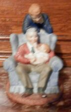1991 3 Generations Avon Figurine-Passing Down The Dream-Fathers Day