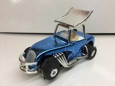 """Dash """"SUPER MODIFIED"""" Candy BLUE Tjet Slot Car~NEW~Aurora Model Motoring AFX~HO"""