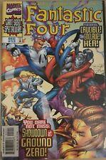 Fantastic Four #13 Heroes Return Marvel Comics