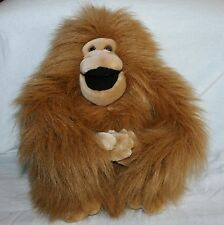 """Aurora A&A Plush Inc. Bungee Orangutan Happy monkey Stuffed Animal Toy 12"""""""