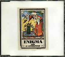 Enigma - Age Of Loneliness (CD, Maxi-Single, 1994, Virgin)