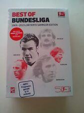 Best of Bundesliga 1963-2013  [LE] [7 DVDs] (2013)