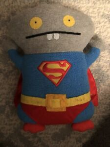 Ugly Doll Superman