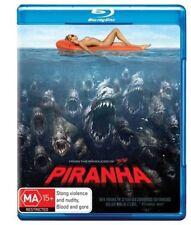 Piranha (Blu-ray, 2010, 2-Disc Set)