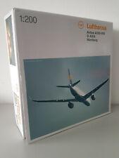 1:200 Herpa Wings 557801-001 Lufthansa Airbus A350-900 XWB Nürnberg D-AIXA, NEU