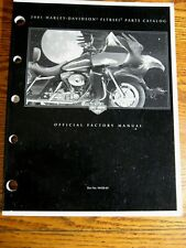 New Listing2001 Harley-Davidson Fltrsei2 Road Glide Screamin' Eagle Parts Catalog Manual (Fits: Harley-Davidson)