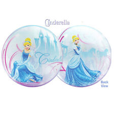 Qualatex 22inch Bubble Balloons Party Decoration Licensed Characters Disney Cinderella