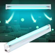 UVC Disinfection Light Tube UV Lamp Germicidal Ozone Ultraviolet Sterilizer Bulb