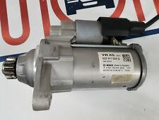 VW Golf 7 1.4 TSI Anlasser Starter Bosch 12V mit Leitung 02M911024Q 5Q0971228K