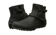 NEW Merrell Haven Duo WATERPROOF Black Boots Womens size 5 M