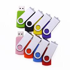 Pack of 25pcs 4GB USB Flash Drive Thumb Stick Pen Drives Metal