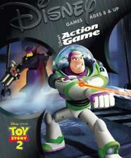 Disney's Toy Story 2 Action Game Mac Cd kids movie Buzz Woody characters game!