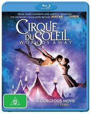 Cirque Du Soleil - Worlds Away : NEW Blu-Ray