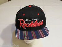Los Angeles Young and & Reckless black red hat cap Men's adult surf skate Y&R