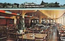 MOORE'S RIVERBOAT YACHT HAVEN Isleton, CA Restaurant ca 1960s Vintage Postcard