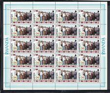 Rwanda 1987 - Mint never hinged stamps (MNH). Cob Nr.: 1300A.... (VG) MV-6542