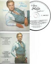 ★☆★ CD William SHELLER Symphoman - Mini LP 10-track CARD SLEEVE   ★☆★