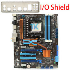 for ASUS M4N98TD EVO Original Motherboard Socket AM3 980A DDR3 I/O Shield Tested