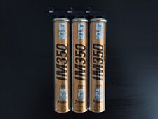 3x Paslode IM350 Gas/Fuel Cell
