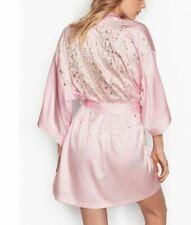 Victoria's Secret Pink Fashion Show Backstage 2018 NYC New York Kimono Robe M/L