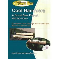 Cool Hammers (Cutting Names with a Scroll Saw) DVD