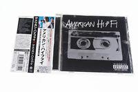 AMERICAN HI-FI UICL-1006 CD JAPAN OBI A7487