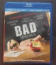 Bad Teacher Blu-Ray/DVD Cameron Diaz and Justin Timberlake!
