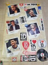 "Fathead Wall Decal REAL BIG ""One Direction Collection"" PEEL & STICK Styles Liam"
