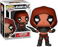 G.I. Joe Funko Pop! Zartan #12 IN HAND
