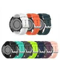 For Fossil Gen 5 Garrett Chronograph Replacement Silicone Sports Band Strap