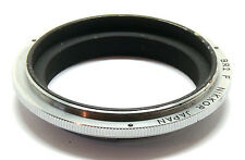 Nikon BR-2 extension ring adapter tube EXC