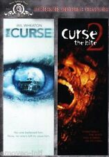 THE CURSE + THE CURSE 2: THE BITE *NEW DVD*