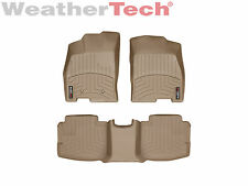 WeatherTech DigitalFit FloorLiner - Buick Lucerne - 2006-2011 - Tan