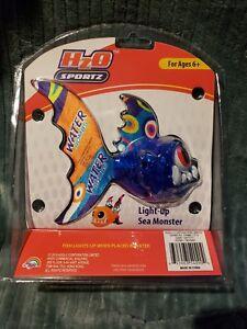 H20 Sportz Water Bombs Light Up Sea Monster