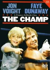 THE CHAMP DVD ( JON VOIGHT - FAYE DUNAWAY ) REGION 4
