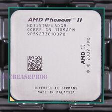 AMD Phenom II X6 1055T HDT55TWFK6DGR CPU Processor 2000MHz 2.8GHz Socket AM3 95W