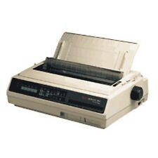 OKI 35719 Microline 395b Printer Monochrome Dot-matrix 360 DPI 24 Pin up to