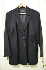 Polyester Dry-clean Only Plus Size Suits & Blazers for Women