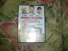 Home Is Where the Heart Is (DVD, 2012) Bailee Madison, Laura Bell Bundy  NEW