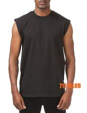 PRO CLUB HEAVYWEIGHT SLEEVELESS T SHIRTS Muscle Tank Top Mens Big and Tall M-7XL